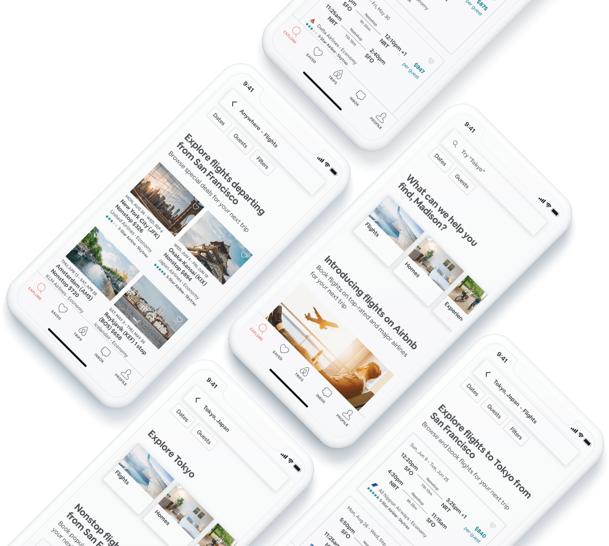 Airbnb-iOS-app-iPhoneX-mockup-for-slides