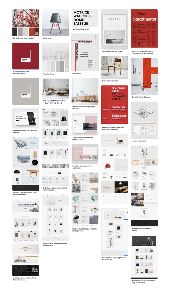 Coray Mood Board Case Study V1